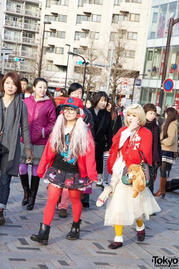 Harajuku Fashion Walk 8 (80)