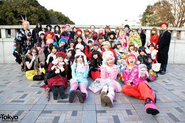 Harajuku Fashion Walk 8 (81)