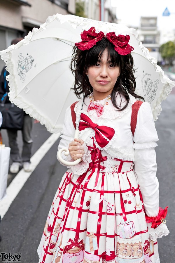Harajuku Fashion Walk Lolita