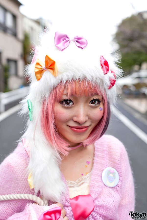 Kumamiki at Harajuku Fashion Walk