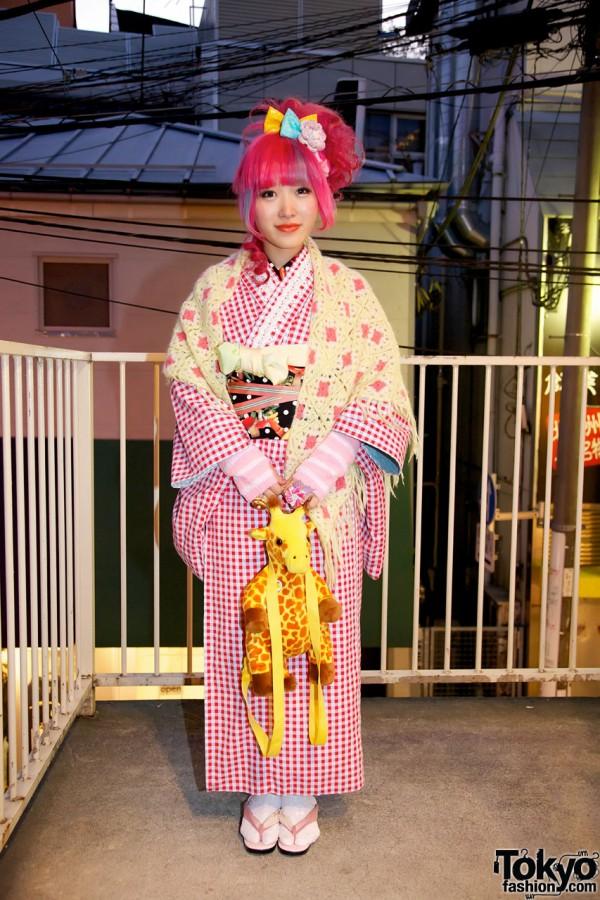 Harajuku Fashion Walk Uk