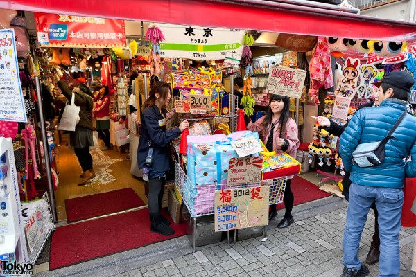 Harajuku Fukubukuro Lucky Bags (65)