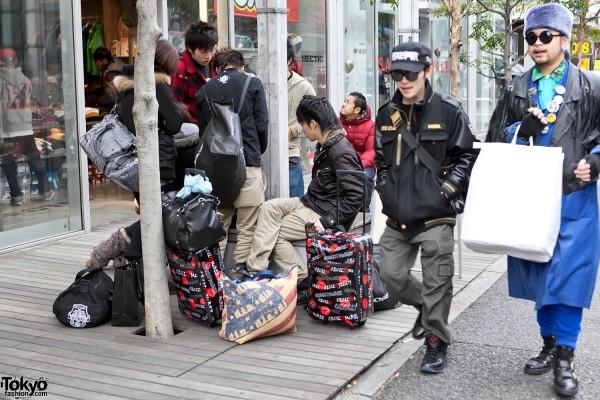 Harajuku Fukubukuro Lucky Bags (88)