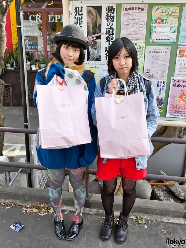 Harajuku Fukubukuro Lucky Bags (117)