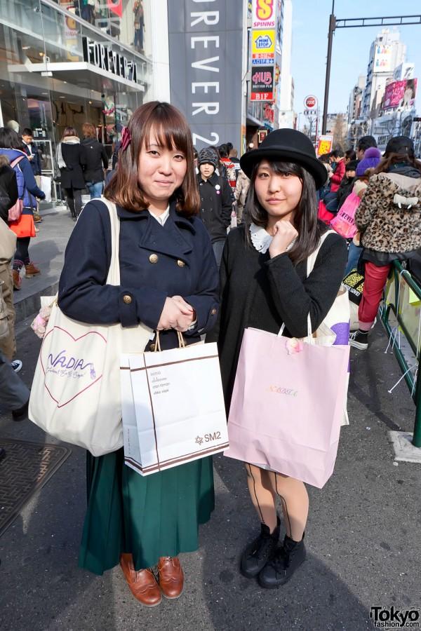 Harajuku Fukubukuro Lucky Bags (140)