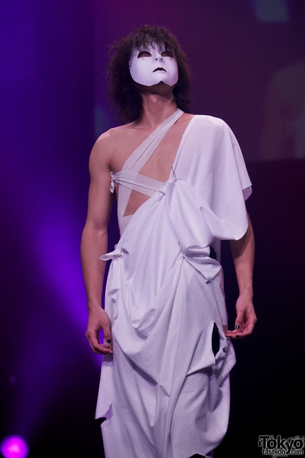 Harajuku Kawaii Winter 2011-2012 – 5iVE Star Student Fashion Show Pictures