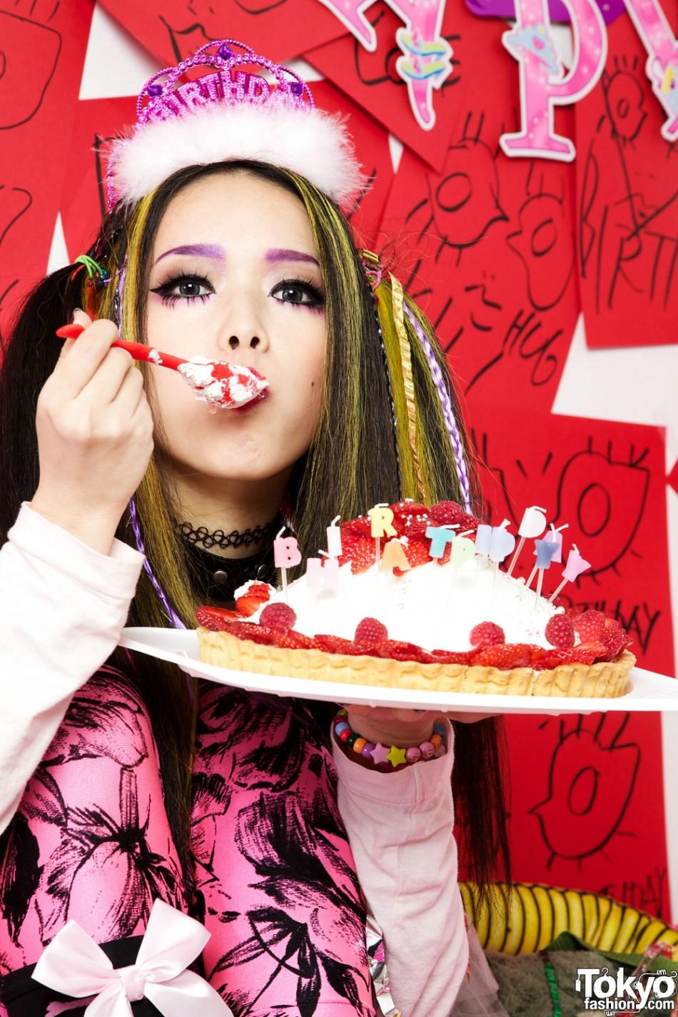 Hirari Ikeda - Happy Birthday to Me (21)