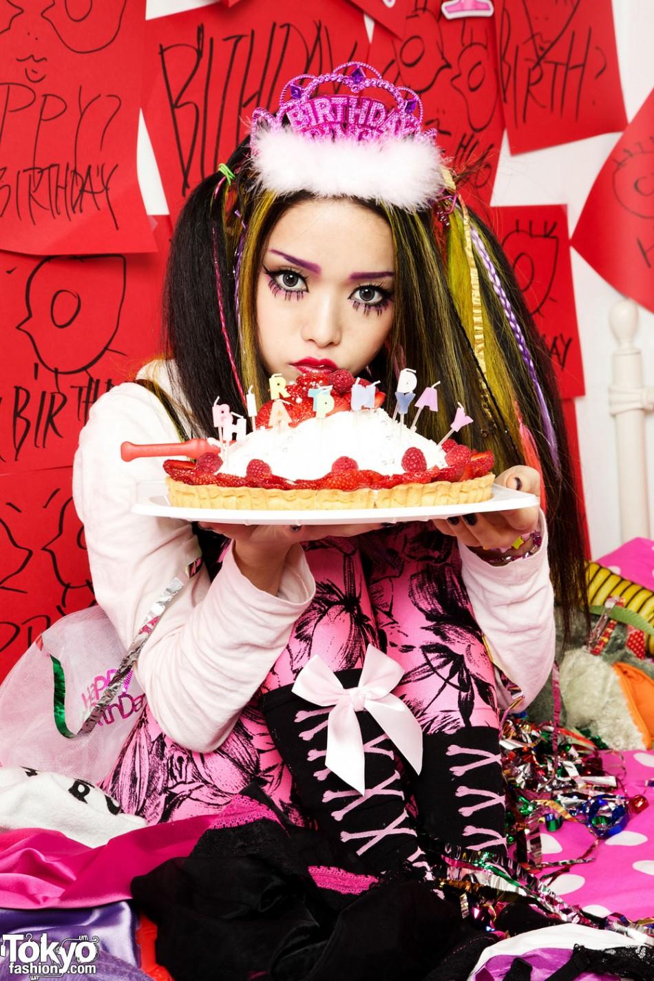 Hirari Ikeda - Happy Birthday to Me (20)