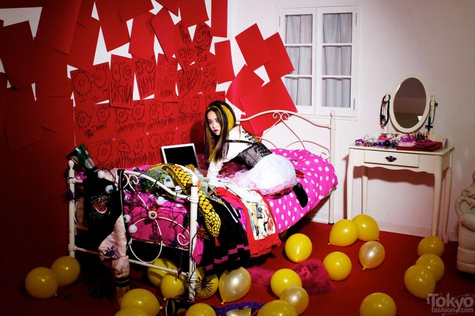 Hirari Ikeda - Happy Birthday to Me (5)