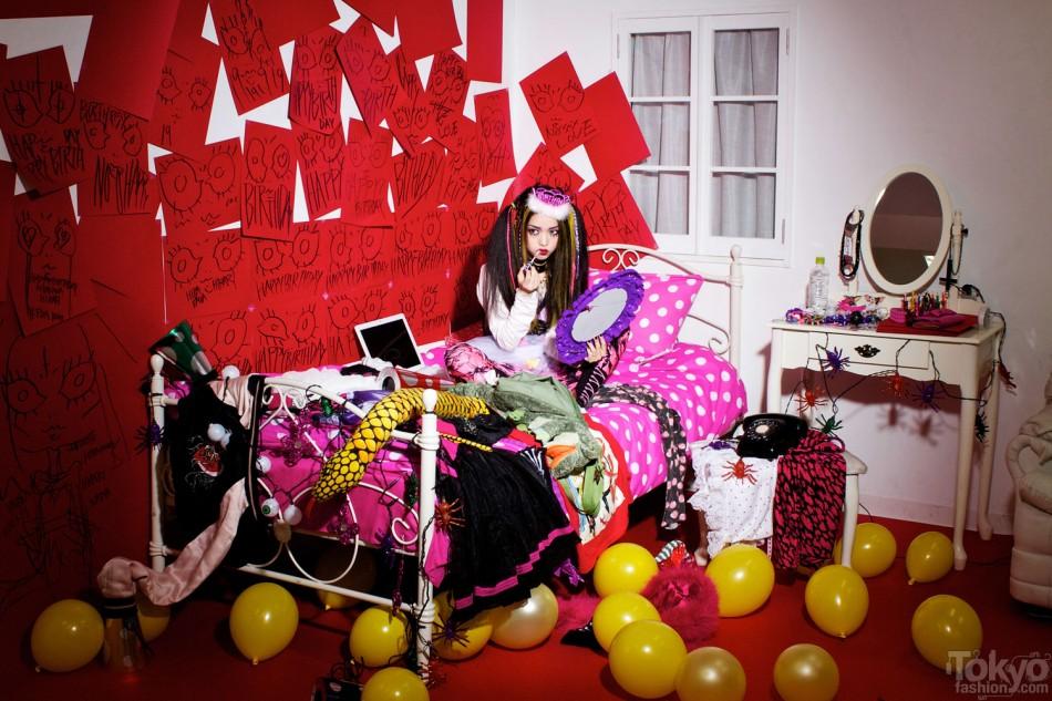 Hirari Ikeda - Happy Birthday to Me (13)