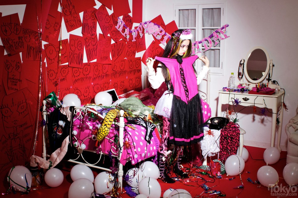 Hirari Ikeda - Happy Birthday to Me (32)