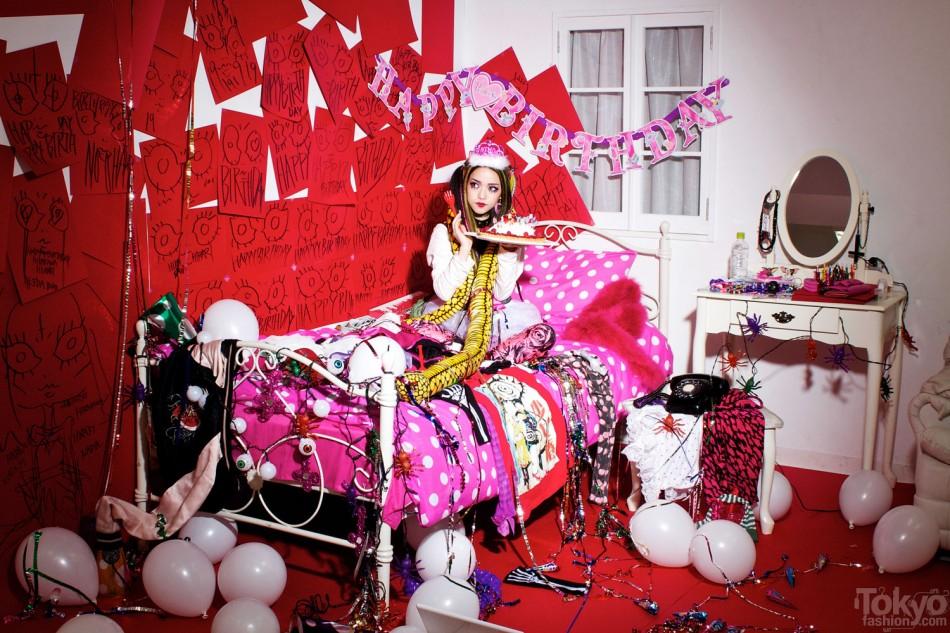 Hirari Ikeda - Happy Birthday to Me (19)