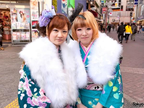 Kimono in Tokyo - Seijin no Hi (6)