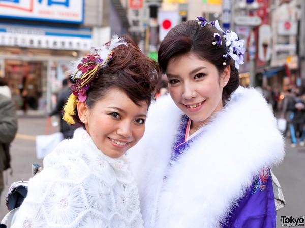 Kimono in Tokyo - Seijin no Hi (10)