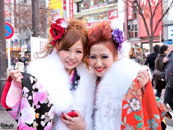 Kimono in Tokyo - Seijin no Hi (23)