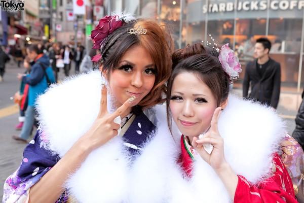 Kimono in Tokyo - Seijin no Hi (30)