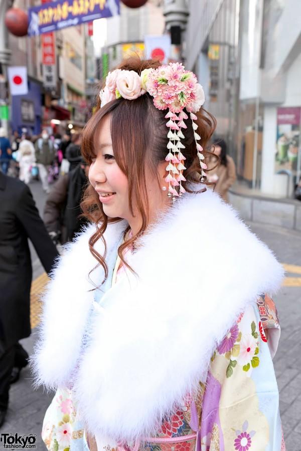 Kimono in Tokyo - Seijin no Hi (32)