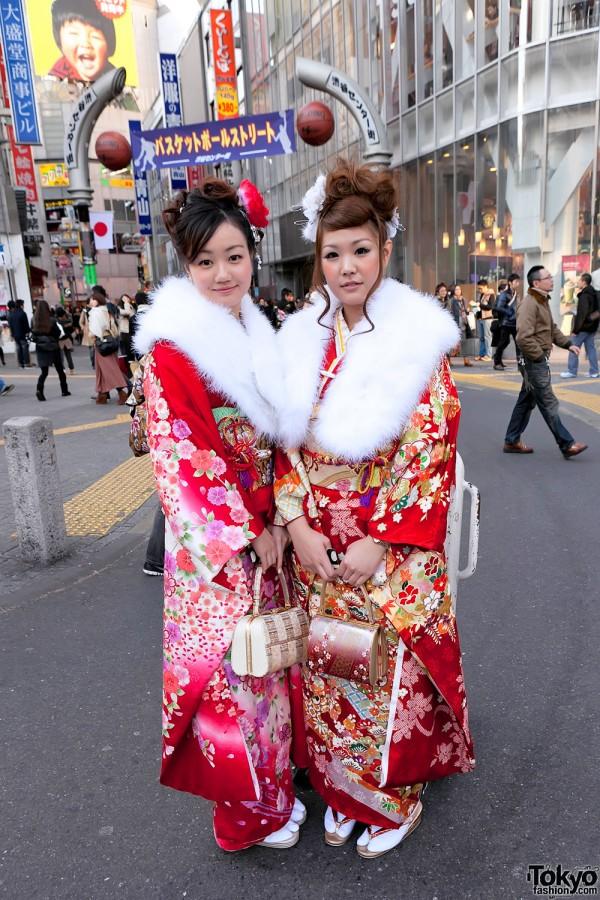 Kimono in Tokyo - Seijin no Hi (33)