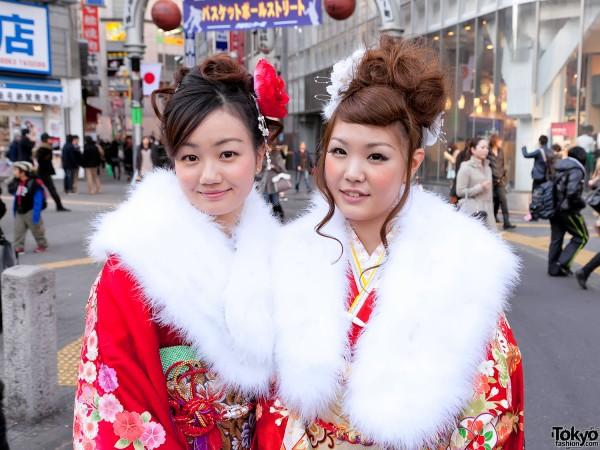 Kimono in Tokyo - Seijin no Hi (34)