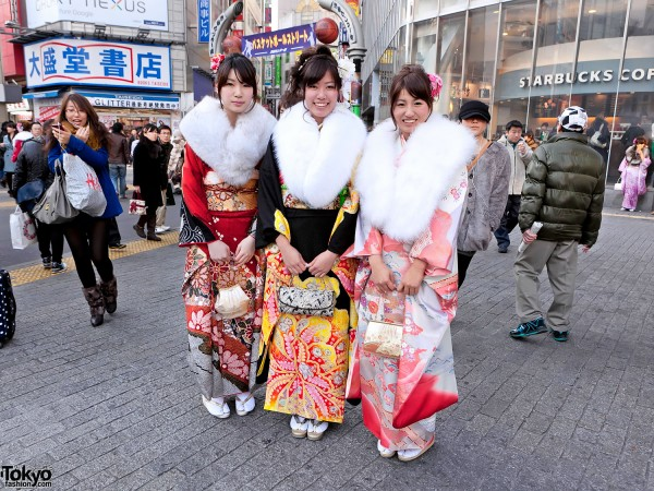 Kimono in Tokyo - Seijin no Hi (35)