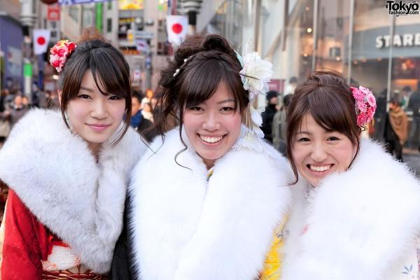 Kimono in Tokyo - Seijin no Hi (36)