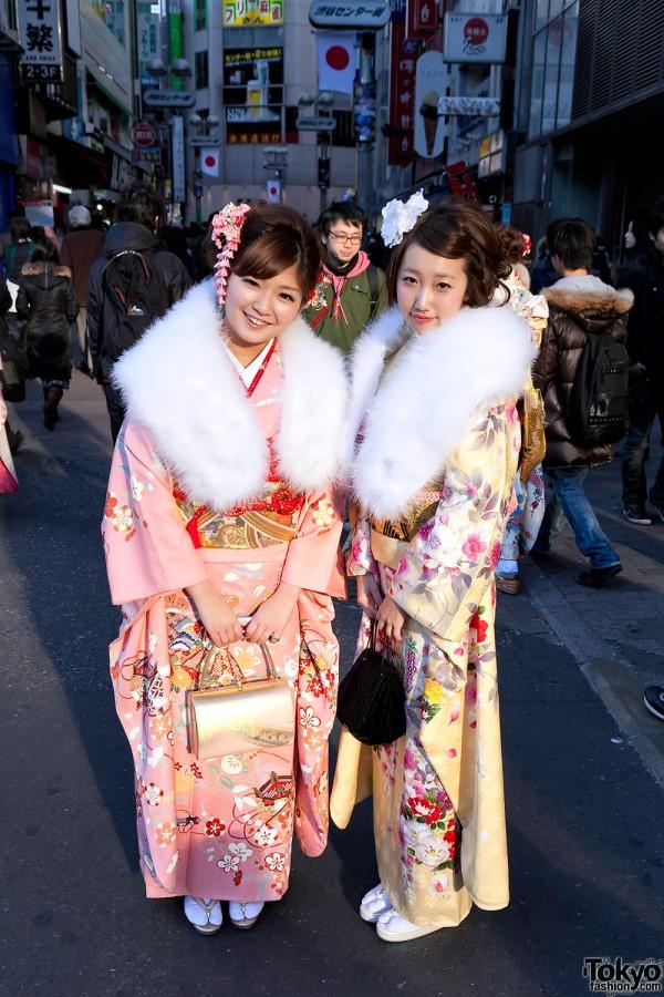 Kimono in Tokyo - Seijin no Hi (37)