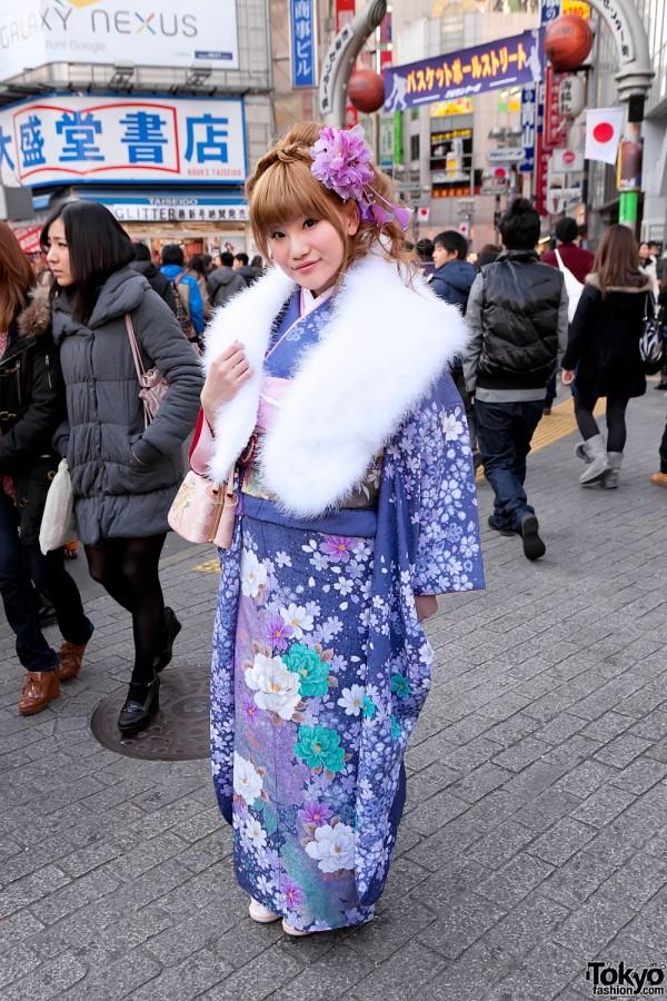 Kimono in Tokyo - Seijin no Hi (39)