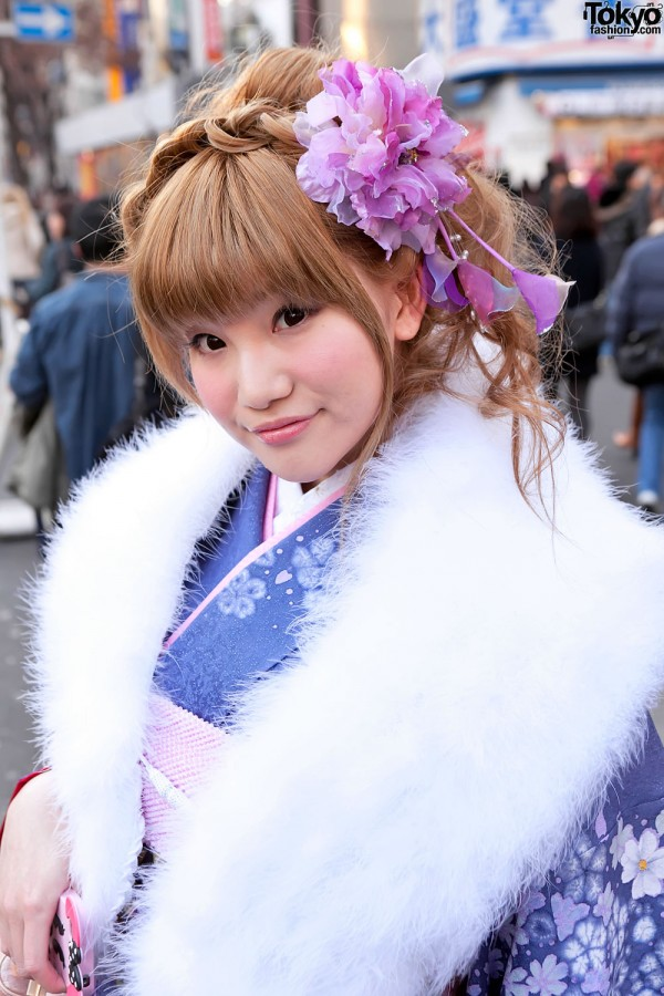 Kimono in Tokyo - Seijin no Hi (40)