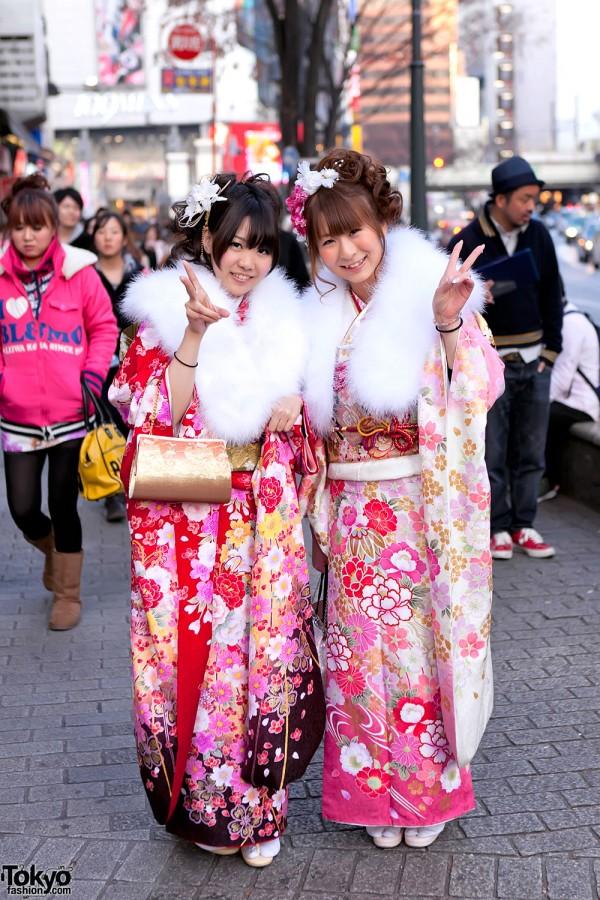 Kimono in Tokyo - Seijin no Hi (45)