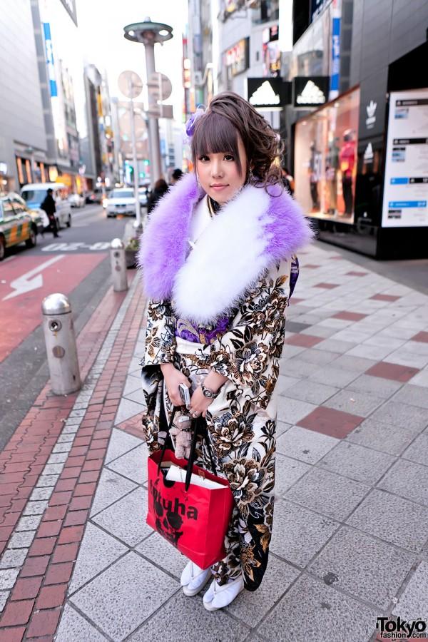 Kimono in Tokyo - Seijin no Hi (46)