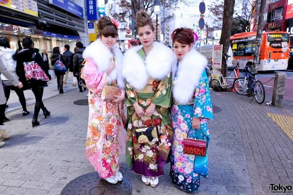Kimono in Tokyo - Seijin no Hi (48)