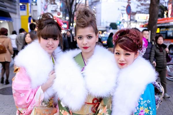 Kimono in Tokyo - Seijin no Hi (49)