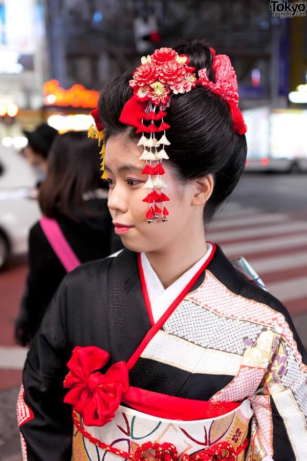 Kimono in Tokyo - Seijin no Hi (51)