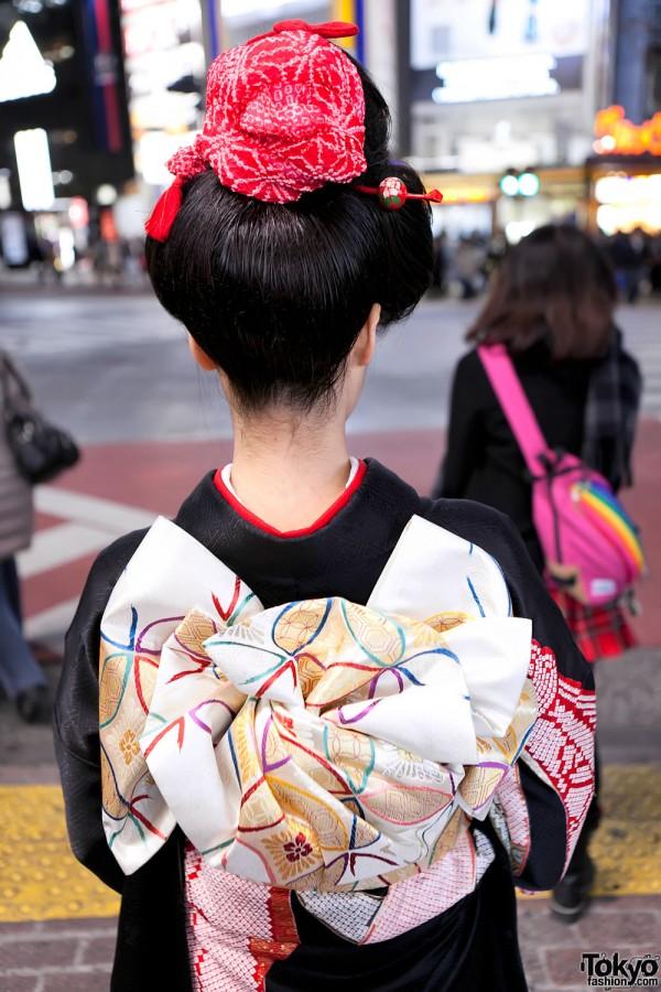Kimono in Tokyo - Seijin no Hi (52)