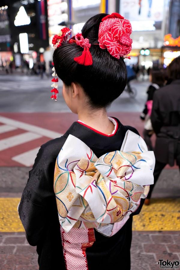 Kimono in Tokyo - Seijin no Hi (53)