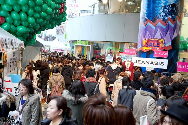 LaForet Harajuku Grand Bazar Winter 2012 (3)