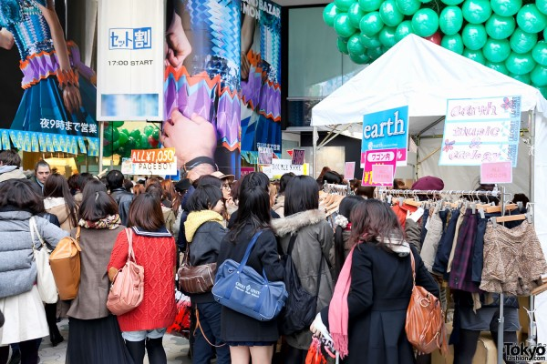 LaForet Harajuku Grand Bazar Winter 2012 (5)