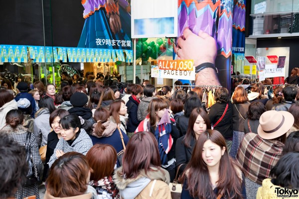 LaForet Harajuku Grand Bazar Winter 2012 (7)