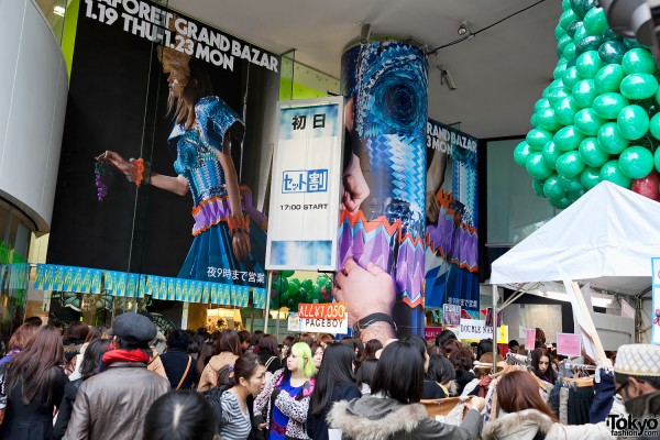 LaForet Harajuku Grand Bazar Winter 2012 (8)