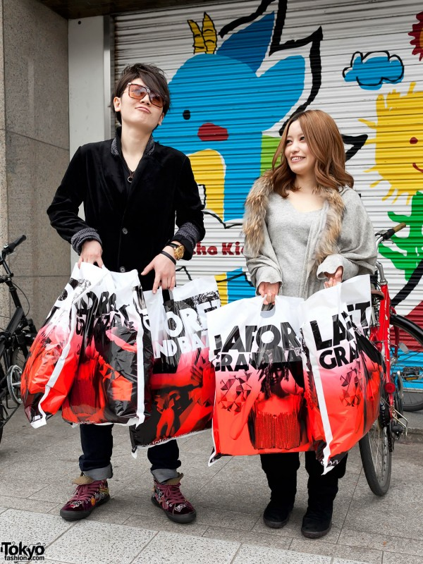 LaForet Harajuku Grand Bazar Winter 2012 (15)