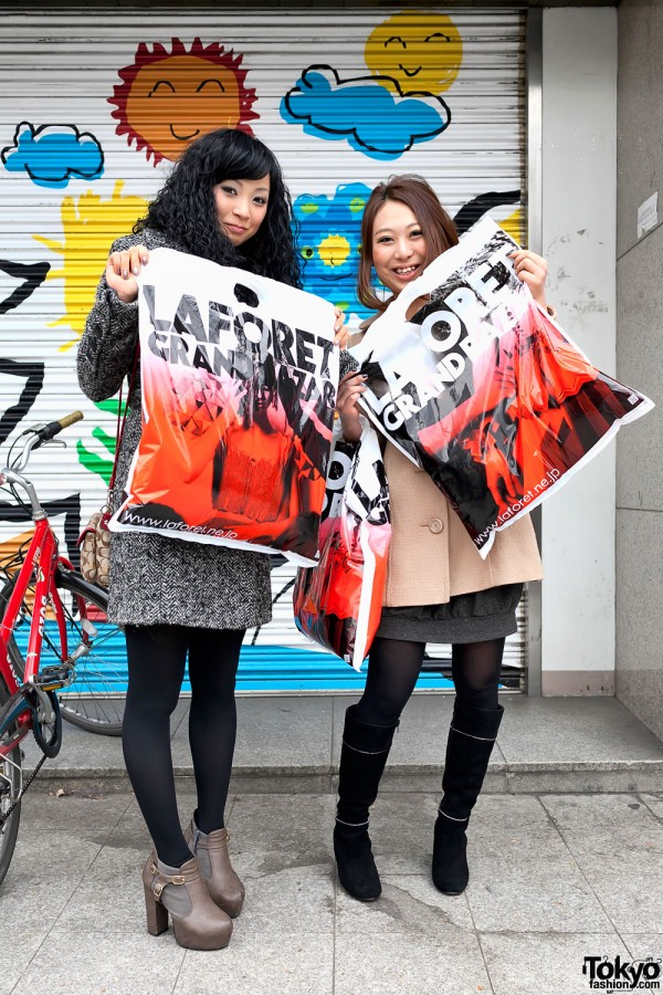 LaForet Harajuku Grand Bazar Winter 2012 (17)