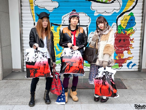 LaForet Harajuku Grand Bazar Winter 2012 (20)