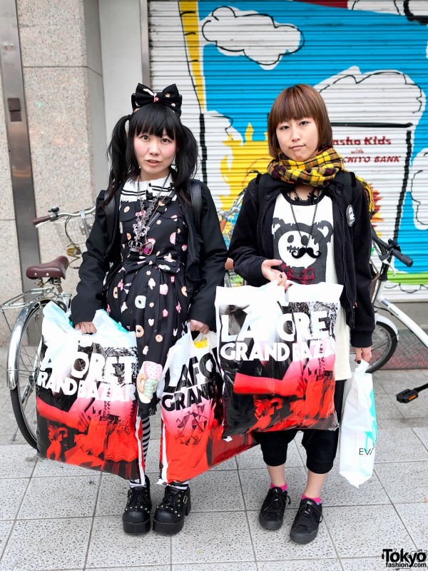 LaForet Harajuku Grand Bazar Winter 2012 (22)