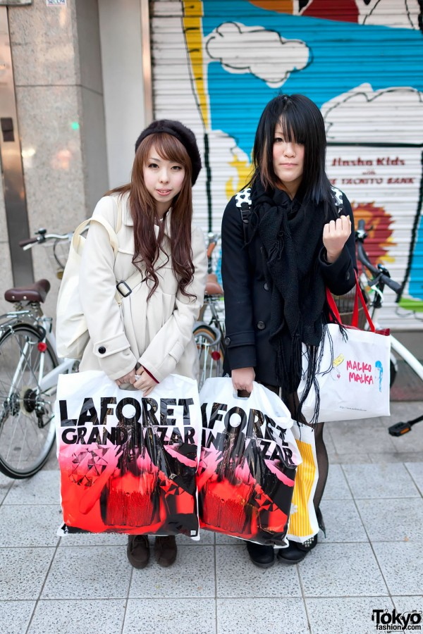 LaForet Harajuku Grand Bazar Winter 2012 (25)