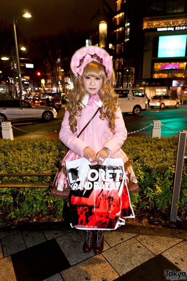LaForet Harajuku Grand Bazar Winter 2012 (35)