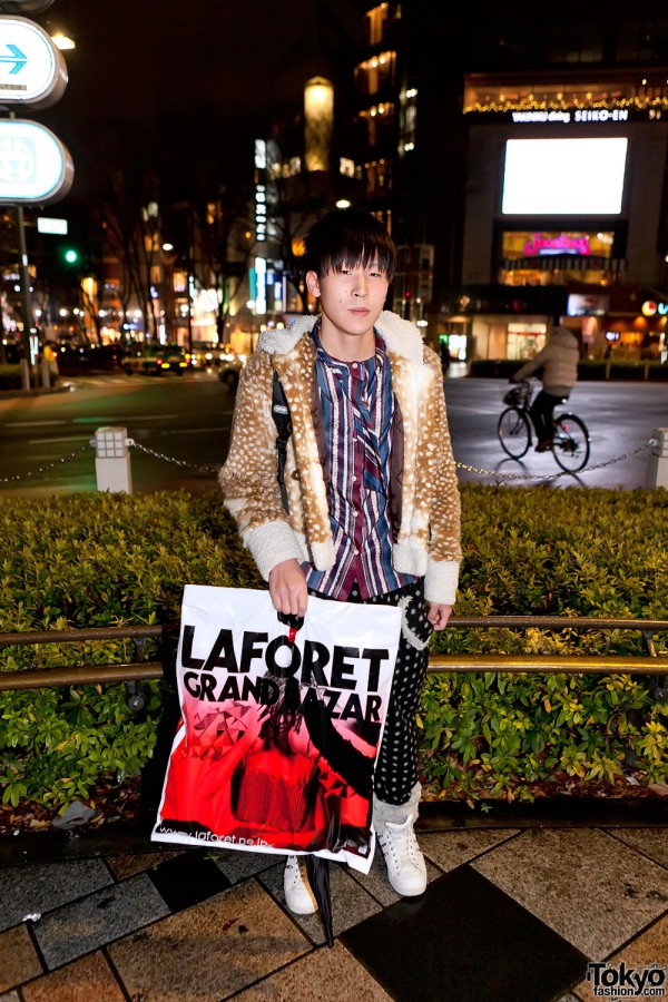 LaForet Harajuku Grand Bazar Winter 2012 (36)
