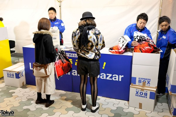 LaForet Harajuku Grand Bazar Winter 2012 (55)