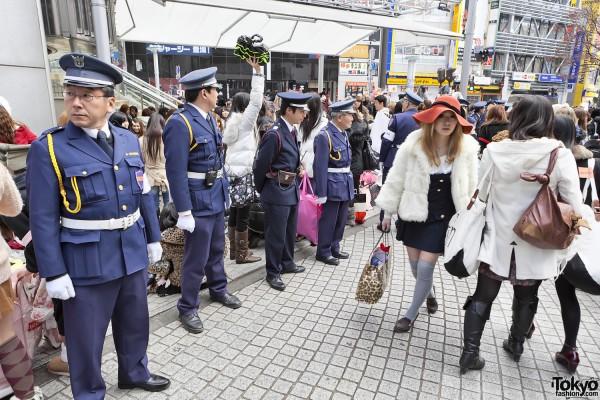 Fukubukuro in Shibuya (10)