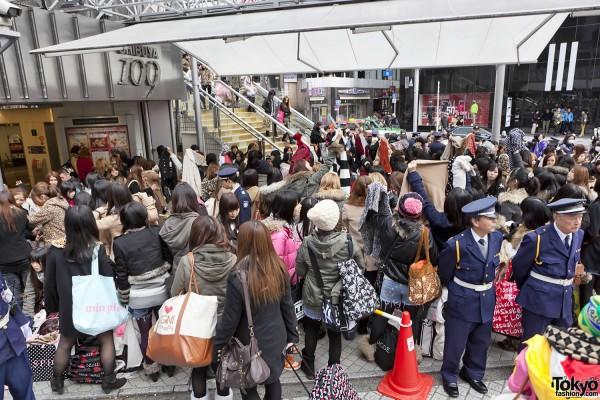 Fukubukuro in Shibuya (12)