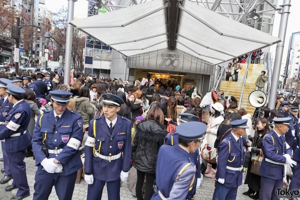 Fukubukuro in Shibuya (15)